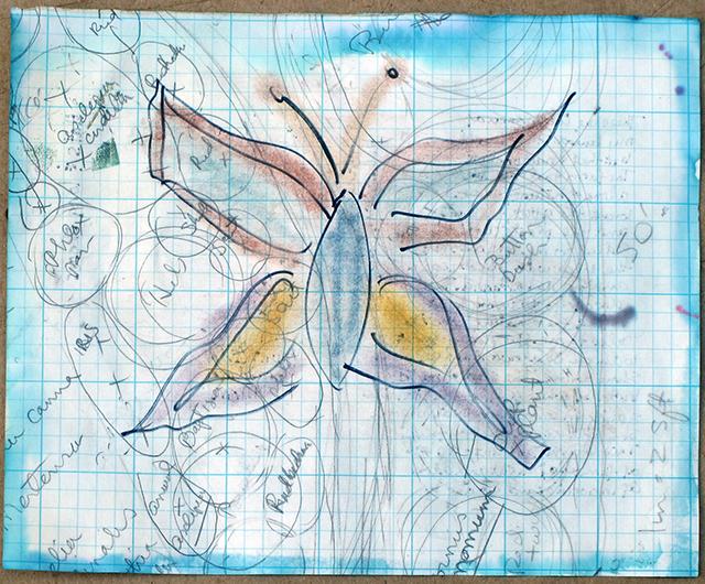 mandala-butterfly-art-journaling-linda-wiggen-kraft-blog