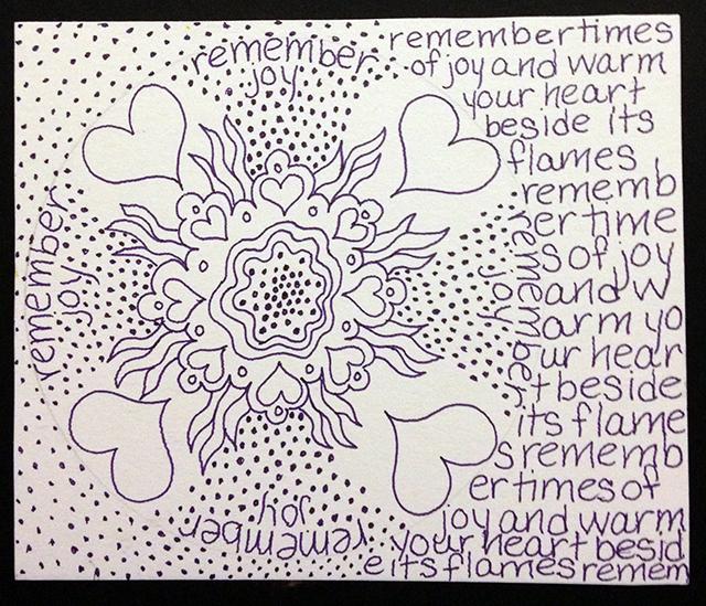 mandala-black-white-remember-tina-sparks-blog-linda-wiggen-kraft-blog