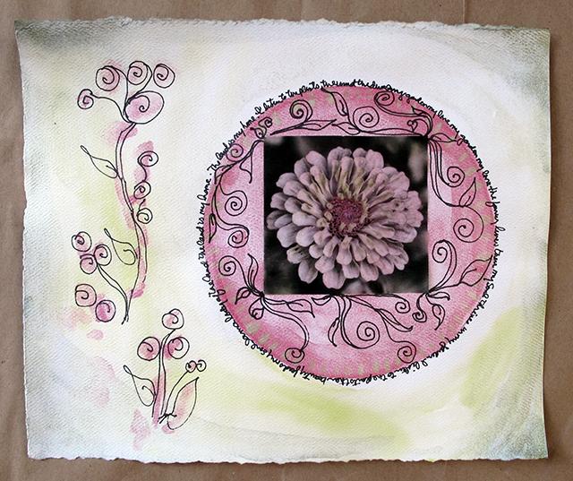 mandala-zinnia-garden-listen-blog-linda-wiggen-kraft-blog