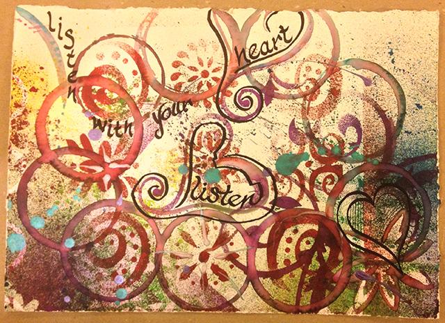 mandala-listen-stencil-tina-sparks-blog-linda-wiggen-kraft-blog