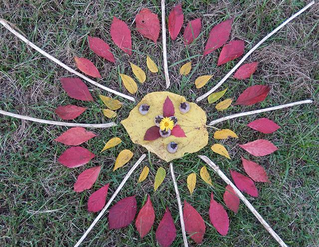 mandala-fall-leaves-christina-torlina-blog-creativity-for-the-soul-blog