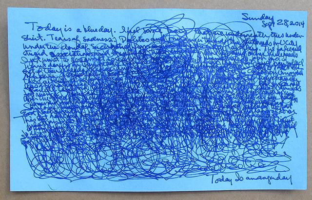 mandala-remember-blue-journal-blog-linda-wiggen-kraft-blog