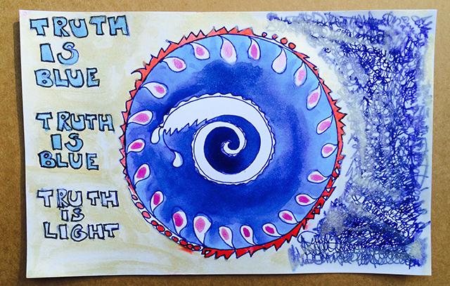 mandala-remember-truth-is-blue-blog-creativity-for-the-soul-blog