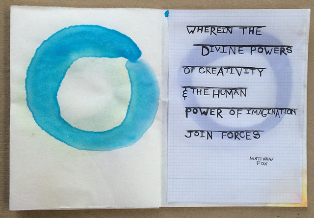 mandala-enso-book-pages-6-7-words-blog-creativity-for-the-soul-blog