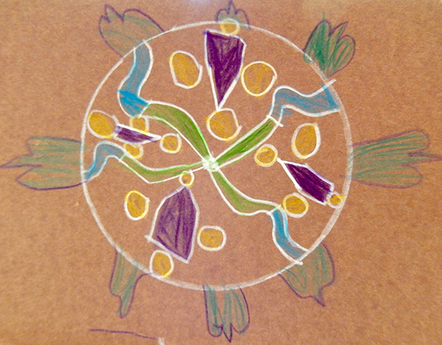 mandala-4-directions-2-Christine-family-blog-creativity-for-the-soul-blog
