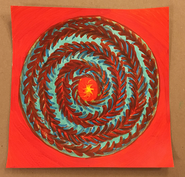 mandala-red-turquise-spiral-blog-creativity-for-the-soul-blog
