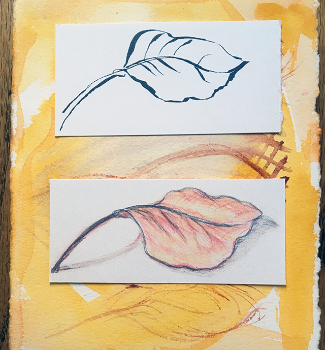 drawing-two-leaves-blog-creativity-for-the-soul-blog
