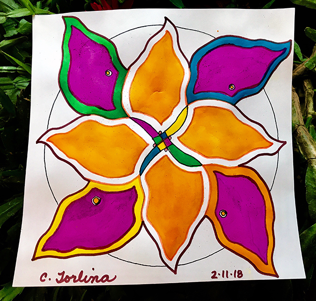 leaf-mandala-christine-torlina-blog-creativity-for-the-soul-blog