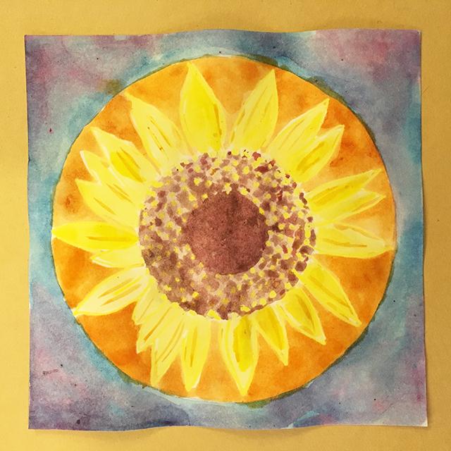 sunflower-mandala-watercolor-blog-creativity-for-the-soul-blog
