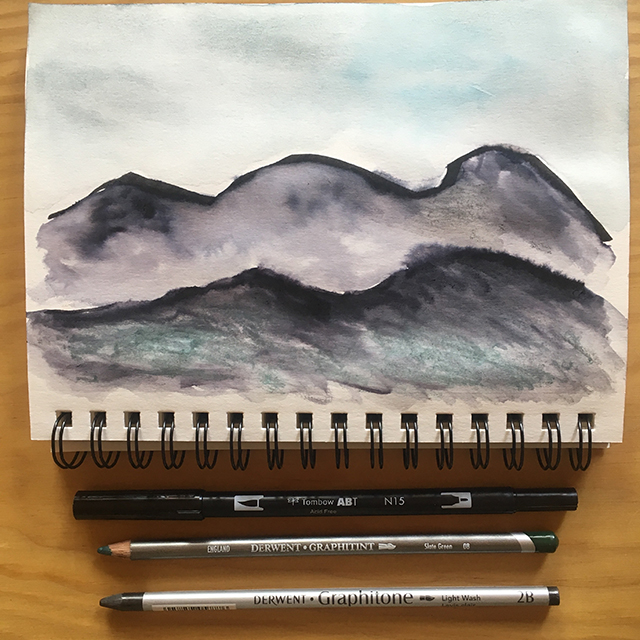 santa-fe-mountains-drawing-creativity-for-the-soul-blog